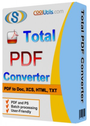 Coolutils Total PDF Converter 2.1.210