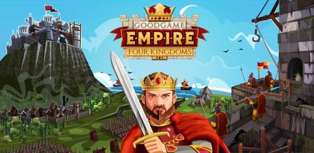 دانلود بازی Empire: Four Kingdoms برای اندروید