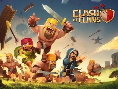 بازی  Clash of Clans برای اندروید