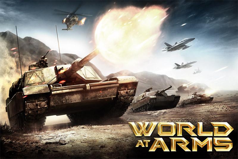 دانلود بازی استراتژیک World at Arms برای اندروید
