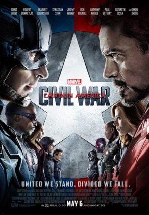 دانلود فیلم کاپیتان آمریکا جنگ داخلی