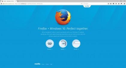 آخرین ورژن Mozilla Firefox