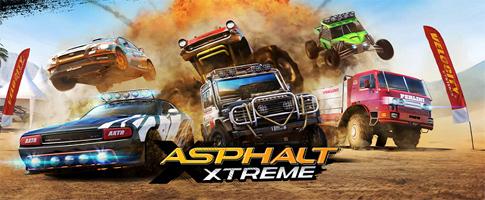 دانلود بازی Asphalt Xtreme