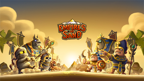 دانلود بازی Empires of Sand