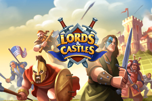دانلود بازی Lords & Castles اندروید