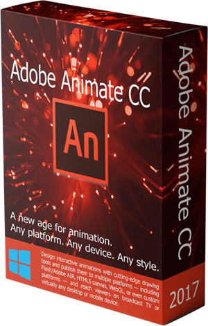 دانلود Adobe Animate CC 2017