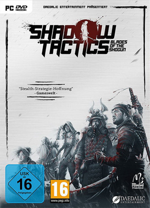 بازی Shadow Tactics