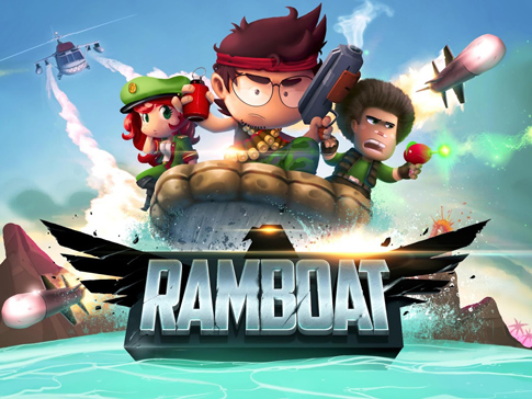 Ramboat: Shoot and Dash اندروید