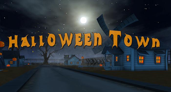 Halloween Town Racing