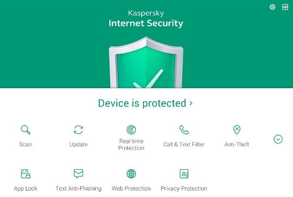 دانلود Kaspersky Internet Security برنامه امنیت اینترنت کسپراسکای
