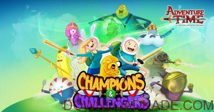 Champions-and-Challengers-Adventure-Time-game-420x220