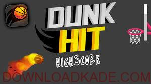 Dunk-Hit-game