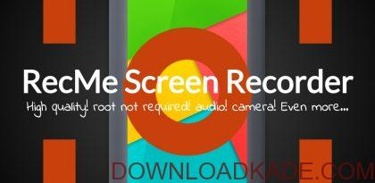 RecMe-Pro-Screen-Recorder-HD-android-420x205