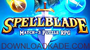 Spellblade-Match-3-Puzzle-RPG-game