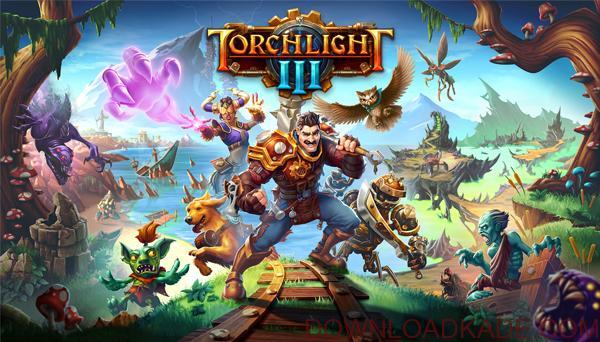 دانلود نسخه فشرده بازی Torchlight III برای PC