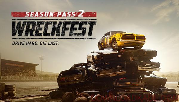 دانلود نسخه فشرده بازیWreckfest Season Pass 2 برای PC