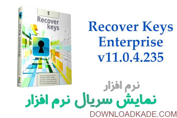 Recover Keys Enterprise